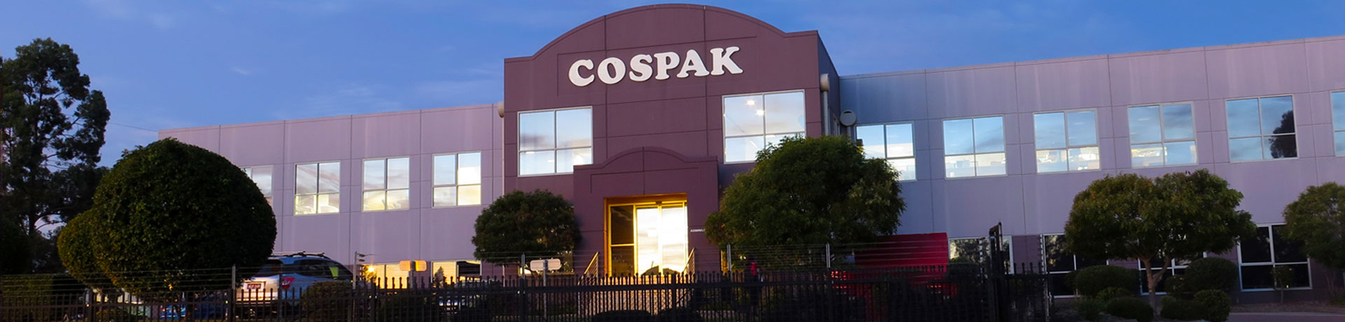 About Us | Cospak