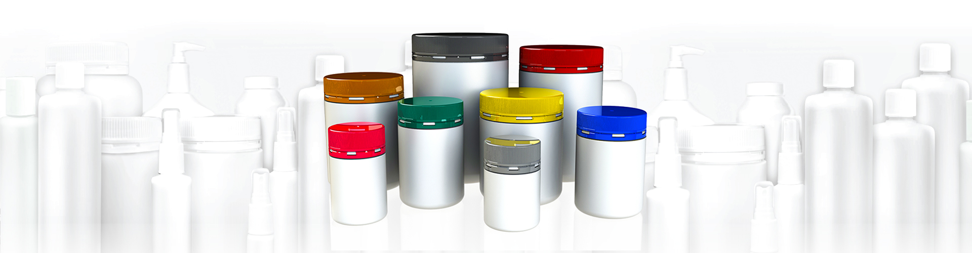 Huge Range of Rigid Plastic Containers Available